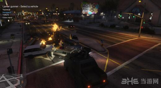 侠盗猎车手4武装直升机_侠盗猎车手5GTA5全载具对应原型资料一览_
