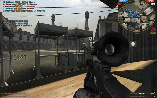 战地2:和平使命2013截图0