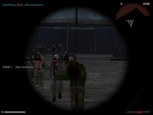 战地2:毁灭之生化丧尸截图1