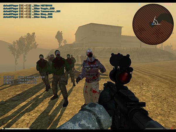 战地2:毁灭之生化丧尸截图2