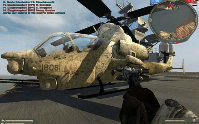 战地2:全球战争前线截图2