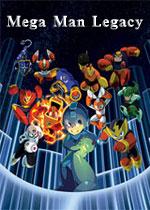 洛克人传奇合集(Mega Man Legacy Collection)繁体中文破解硬盘版