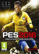 实况足球2016(Pro Evolution Soccer 2016)官方中文破解版