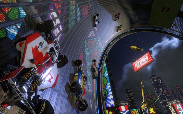 赛道狂飙:涡轮截图1