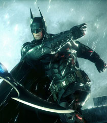 蝙蝠侠阿甘骑士1