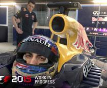 F1 2015最新游戏