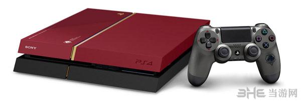 合金装备5幻痛主题PS4主机1