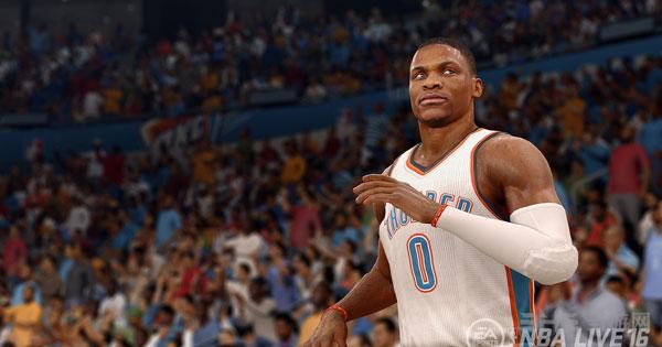 NBA Live 16截图3