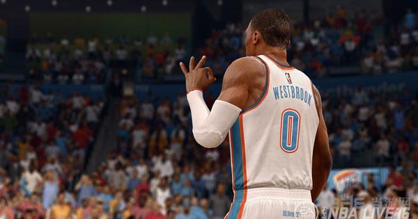 NBA Live 16截图4