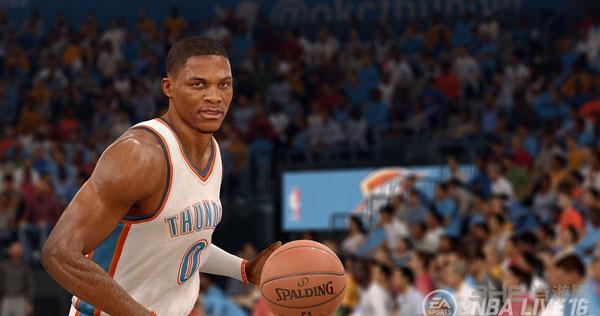 NBA Live 16截图2
