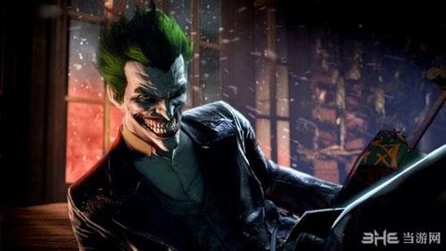 蝙蝠侠阿甘骑士小丑出场方式
