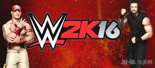 WWE 2k16截图