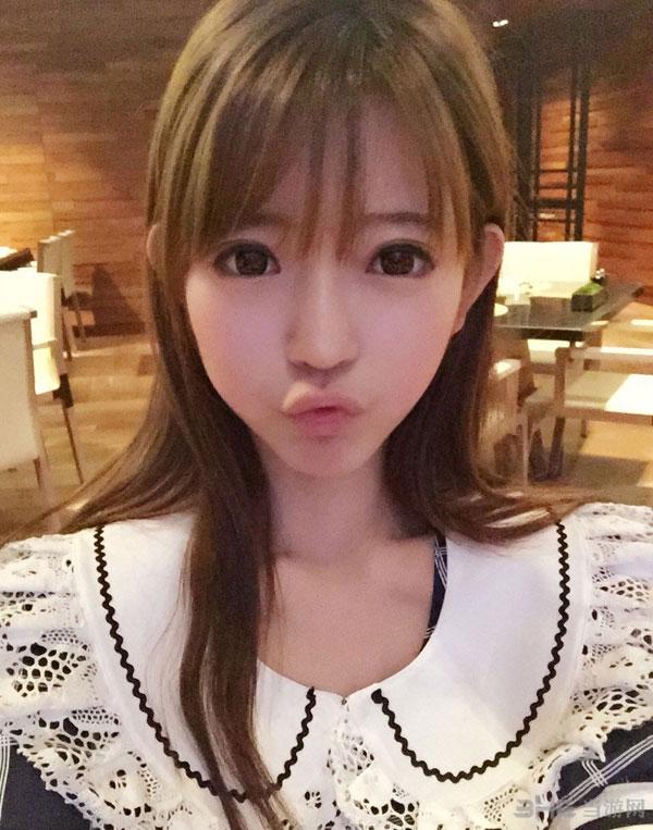 韩国第一美女yurisa微博爆女仆装照片