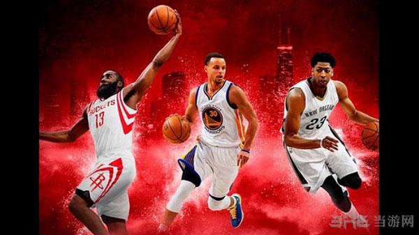 NBA2K16封面图1