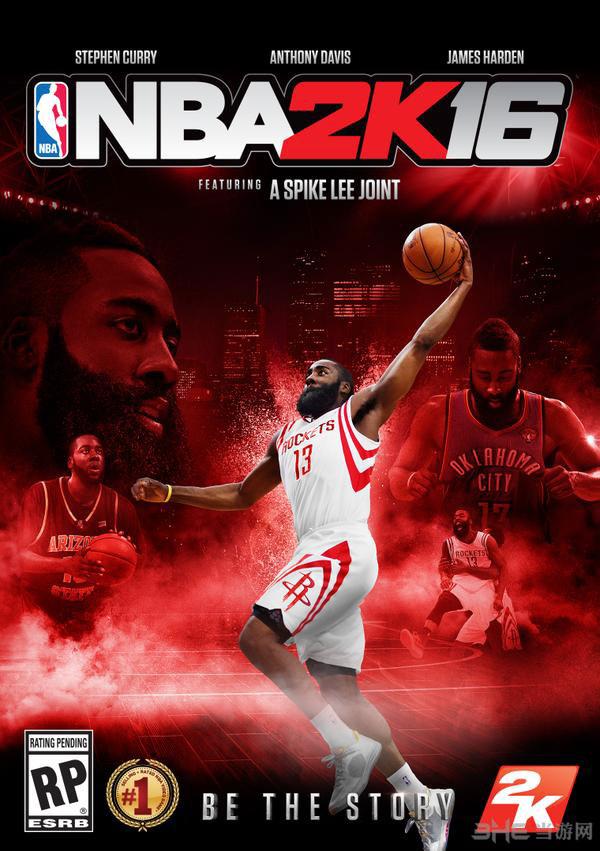 NBA2K16封面图2