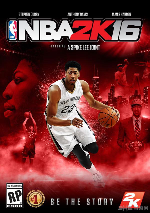 NBA2K16封面图3