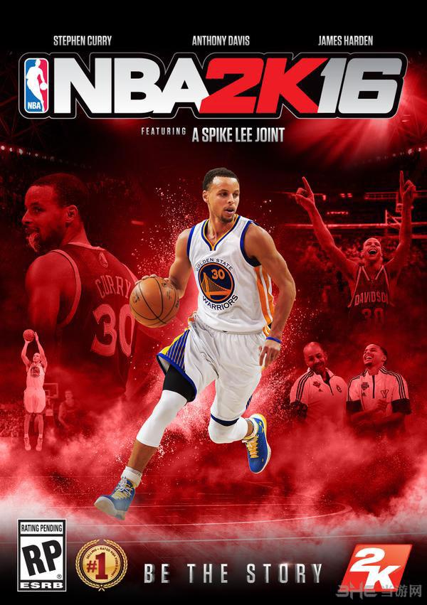 NBA2K16封面图4