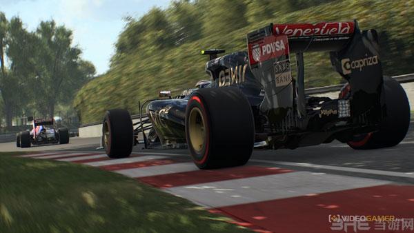 F1 2015游戏截图1