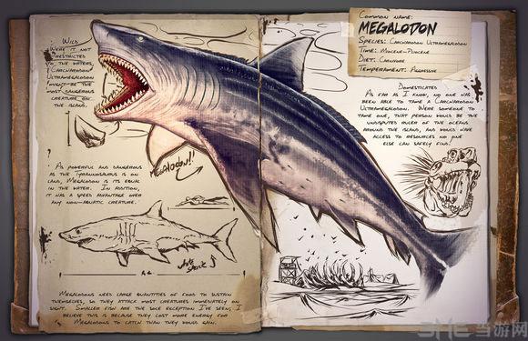 方舟生存进化生物官方图鉴1