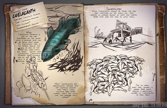 方舟生存进化生物官方图鉴4