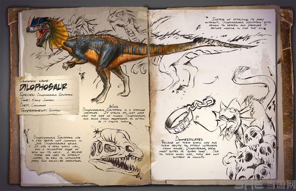 方舟生存进化生物官方图鉴5