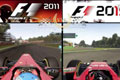 F12015VSF12011游戏对比视频 除了画质还有