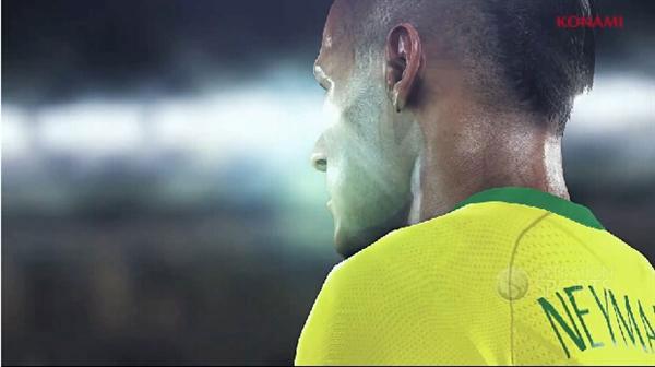 实况足球2016最新截图 超高清画面让玩家们