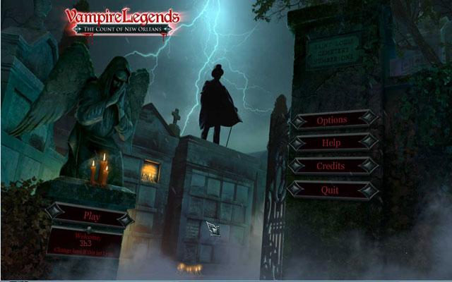 吸血鬼传奇3:新奥尔良伯爵疑案截图0