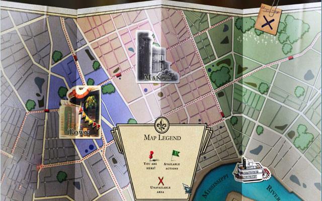 吸血鬼传奇3:新奥尔良伯爵疑案截图3
