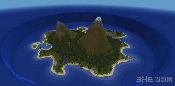 我的世界海底冒险岛地图存档