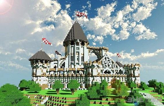 我的世界霍格沃茨城堡存档