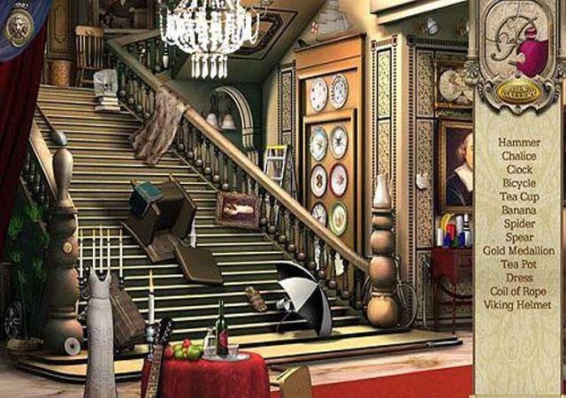 古董之谜霍华德豪宅的秘密截图1