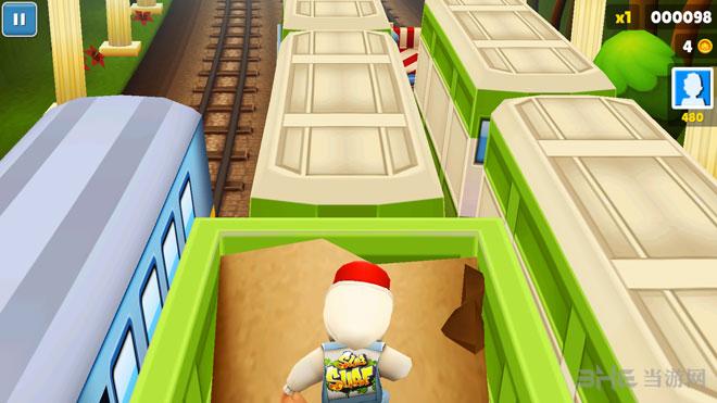 地铁跑酷截图2