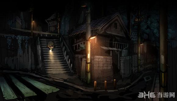 夜廻游戏截图2