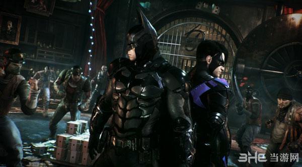 华纳:蝙蝠侠阿甘骑士PC版发售日期曝光 再过几周重新上架