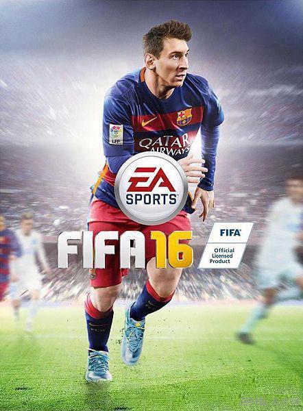 FIFA16封面4