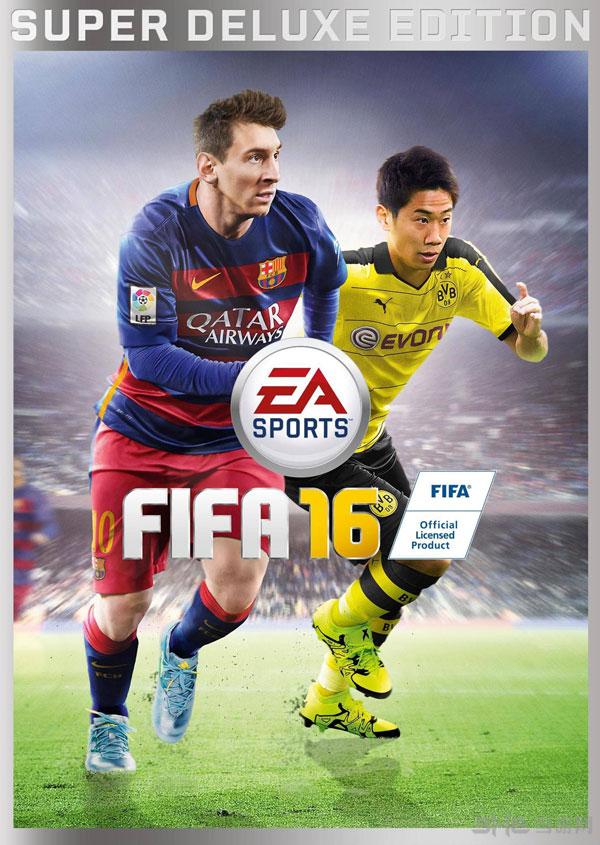 FIFA16亚洲版封面2
