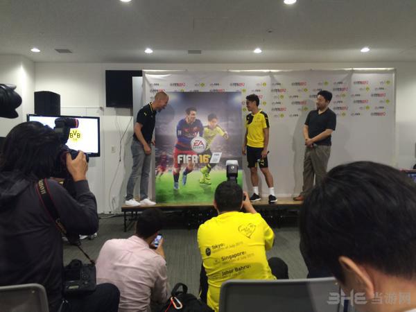 FIFA16亚洲版封面3