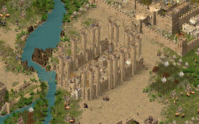 要塞:十字军东征HD截图0