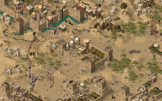 要塞:十字军东征HD截图3