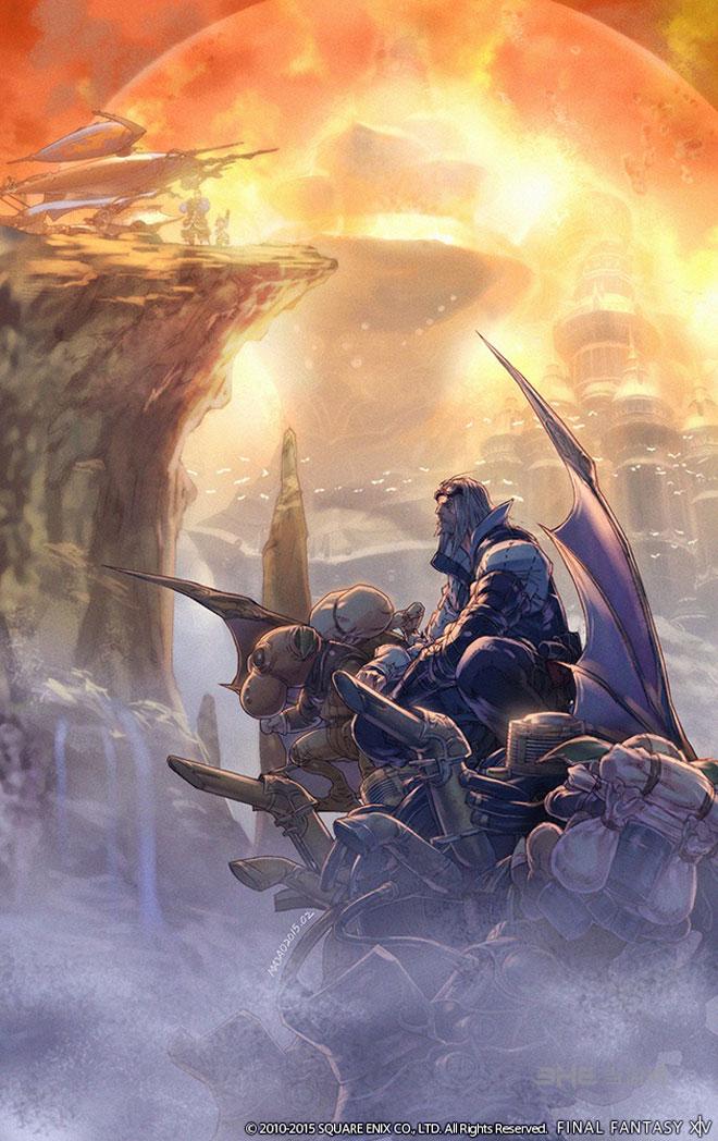 最终幻想14团队副本图片1