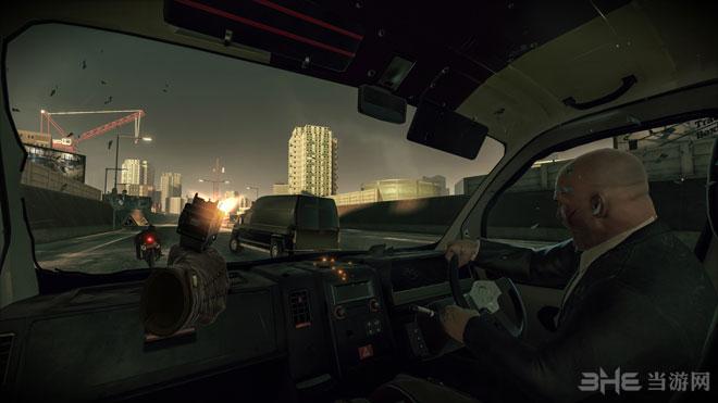 伦敦大劫案截图4