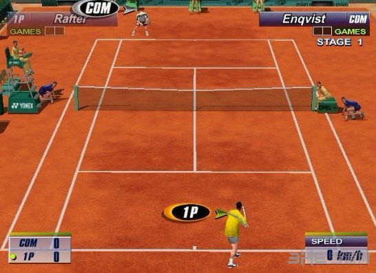 VR网球2