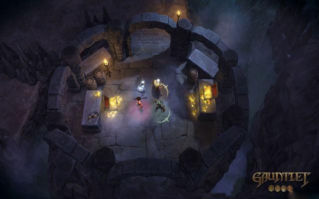圣铠传说:杀手版截图3