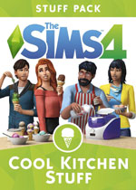 ģ������4������(The Sims 4: Cool Kitchen)PC���������ƽ��
