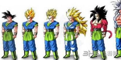 龙珠:超宇宙蓝发赛亚人之神超级赛亚人mod