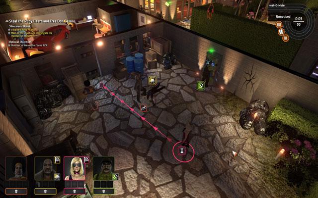 奇盗团:大劫案截图2