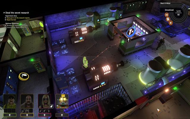 奇盗团:大劫案截图3