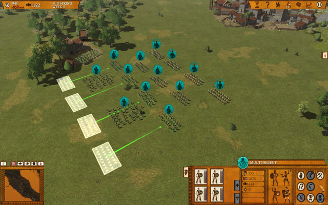 霸权3:远古的冲突截图3