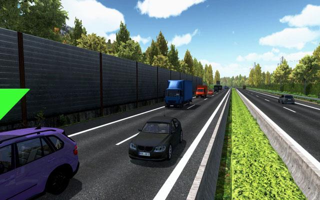 高速公路交警模拟截图0